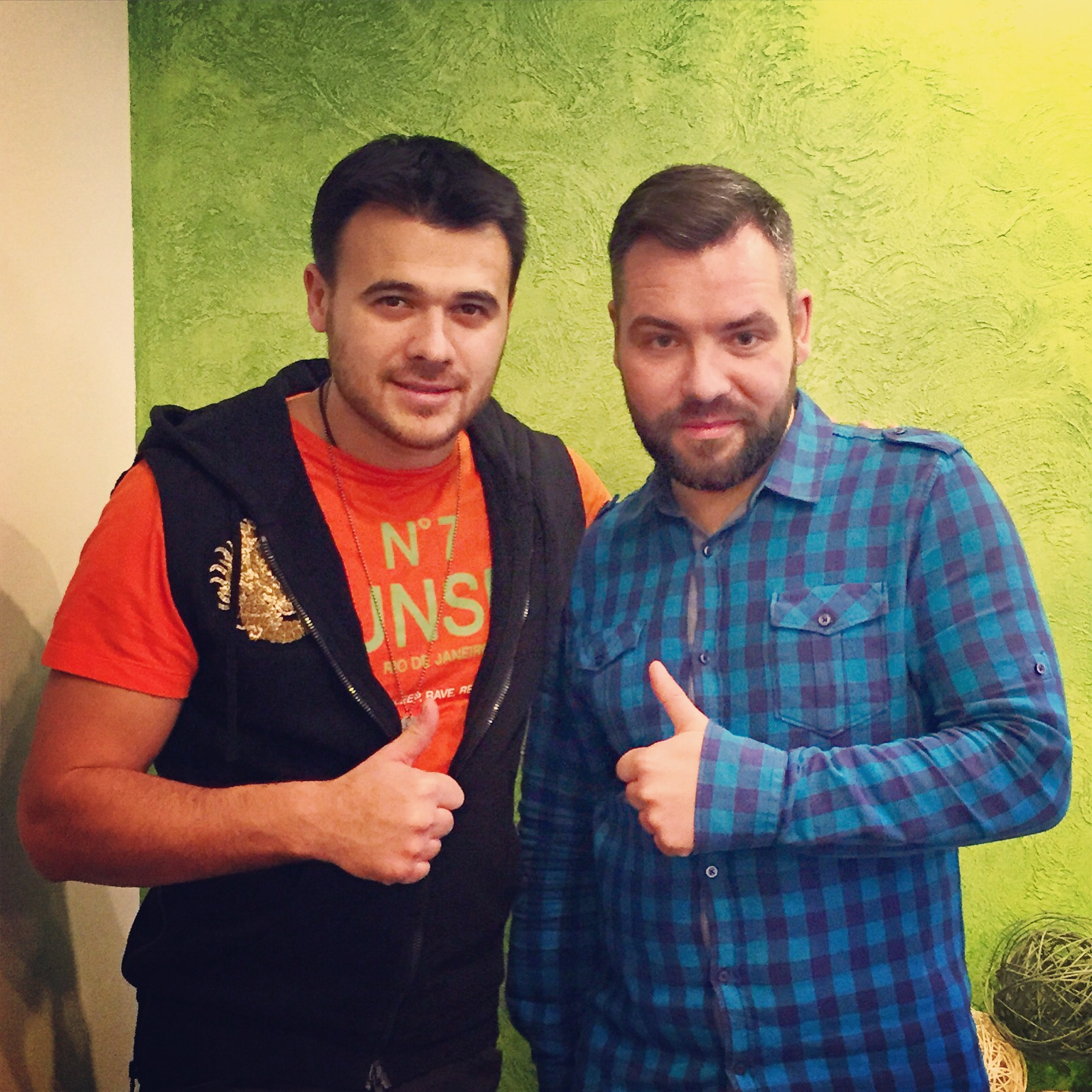 Эмин Агаларов, Dj Markus Марк Сдвигов